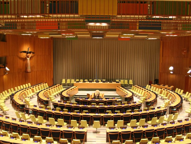 The Parliamentary Hearing will take place in the UN's Trusteeship Council Chamber from 8-9 February 2016