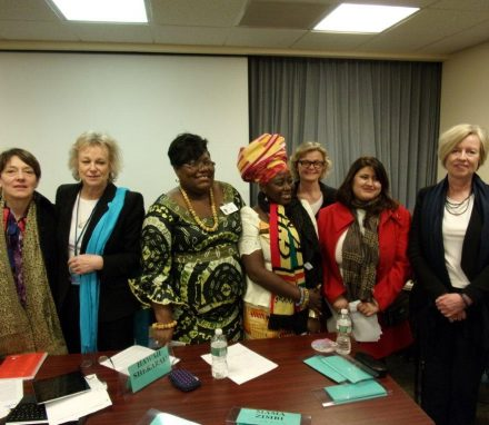 Women Parliamentarians at CSW58