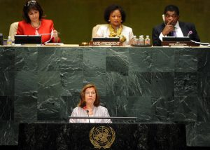 The Lord Speaker, Rt Hon the Baroness D'Souza CMG, on 31 August delivers statement on importance of addressing Violence Against Women