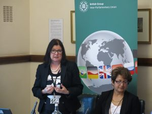 Ms Blackman-Woods MP discusses VAW