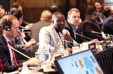 Young MPs convene under IPU auspices on a regular basis at IPU Assemblies and through the Global Conference of Young Parliamentarians