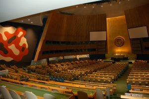 Speakers of the World's Parliaments to convene in UN General Assembly Hall