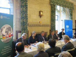 Joint BGIPU & FCO roundtable on UK engagement with emerging powers