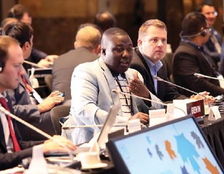 Young MPs convene under IPU auspices on a regular basis.JPG