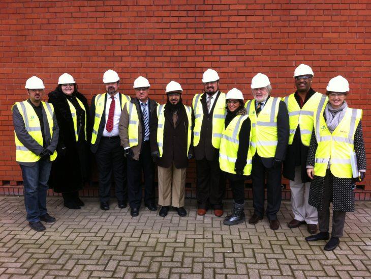Bahraini delegation visit BAE Systems in Portsmouth