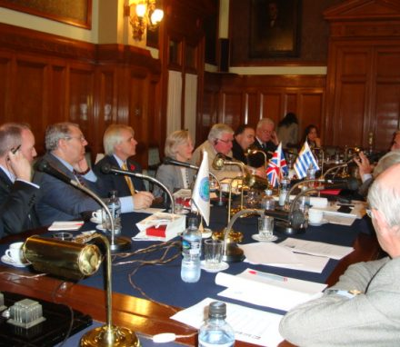 UK Delegation visits Uruguay