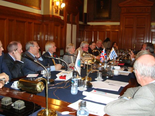 UK Delegation visits Uruguay