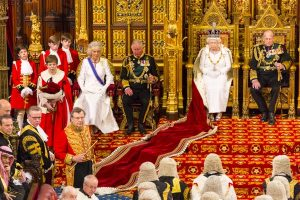 The State Opening of Parliament marks the official start of the parliamentary year with the Queen's Speech