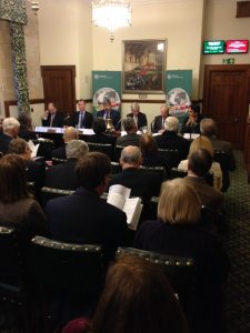 The Speaker of the UK House of Commons, Rt Hon John Bercow MP, chaired the BGIPU's Annual General Meeting on 13 January