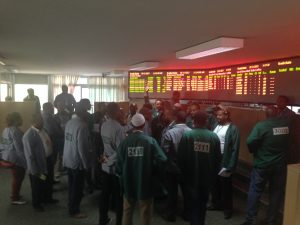 Trading at the Ethiopian Commodity Exchange