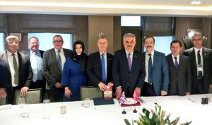 Welcome by BGIPU Chair Nigel Evans MP
