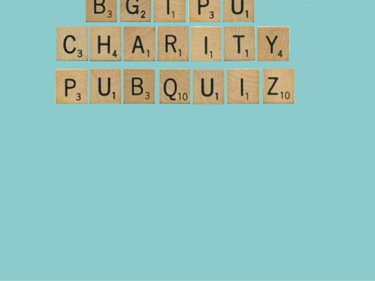 On Thursday 12 September, 18.00 in Moncrieff's the BGIPU will be hosting a Charity Pub Quiz.