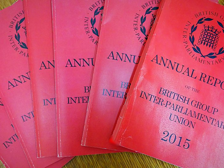 The Annual Report 2015 will be adopted at the 2 December Annual General Meeting