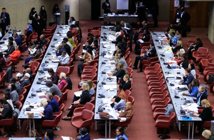 A key vehicle for the IPU's work on gender empowerment is the Forum of Women Parliamentarians held at each IPU Assembly