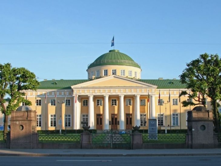Tavricheskiy Palace, St. Petersburg, Russia