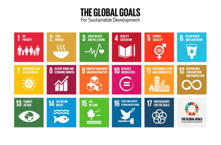 The Global Goals adopted by world leaders on 26 September 2015 at the UN