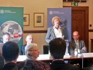 Baroness Meacher as Chair of the APPG for Drug Policy Reform was invited by President Otto Perez Molina of Guatemala to attend the 43rd General Assembly of the OAS from 4-6 June and she reported her reflections back to counterparts in UK Parliament.
