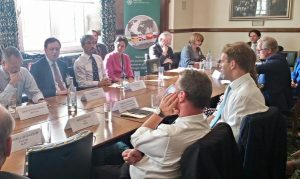 Discussion between Members and Ambassadors