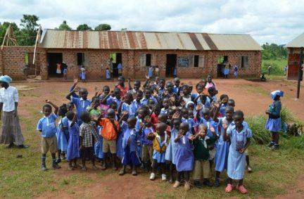 The Pupils at the Good Samaritan School