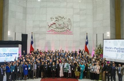 The World e-Parliament Conference hosted by the IPU and the Chamber of Deputies in Chile was attended by some 200 participants from 50 countries