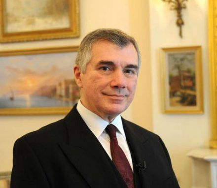 HE Unal Cevikoz, Ambasador of Turkey to the UK 2010-2014.jpg