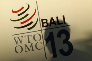 Key focus was on 2013 Bali Ministerial outcomes