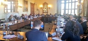 Some 50 MPs and experts attended the joint BGIPU/Wilton Park conference on parliament and challenges to European security