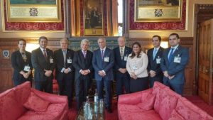 Meeting with the Rt Hon John Bercow MP, Speaker of the House of Commons
