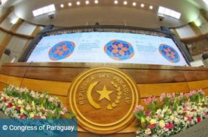 The 6th Annual IPU Global Conference of Young MPs was held in Asuncion, Paraguay
