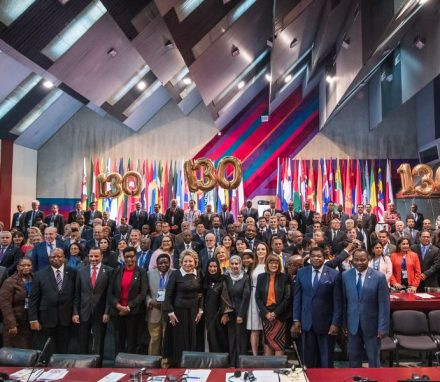#IPU141 adopts resolution to achieve health coverage for all