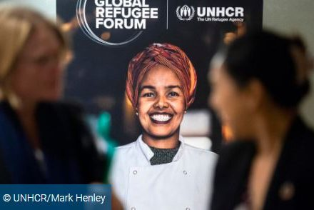 Parliamentarians contributed to the UNHCR's Global Refugee Forum in Geneva