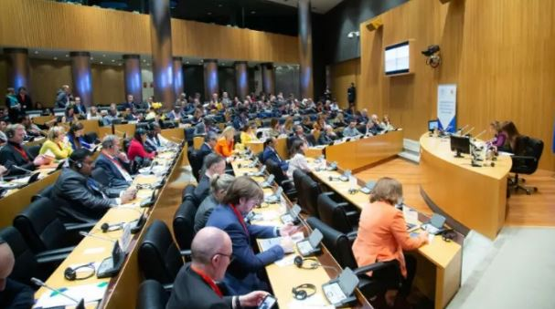 The IPU convenes to give a parliamentary voice to global debates.