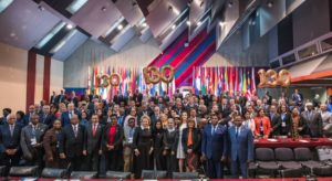 The 141st Assembly in Belgrade coincided with the IPU's 130th Anniversary.