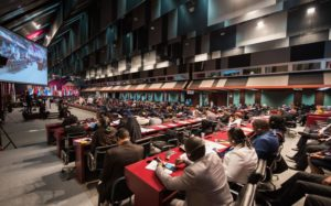 The IPU met most recently in Belgrade, Serbia for its 141st Assembly.