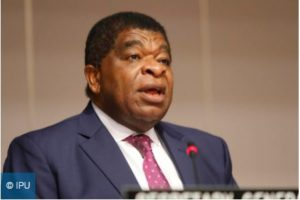 IPU Secretary General Martin Chungong says its vital to lift the lockdowns on parliaments too