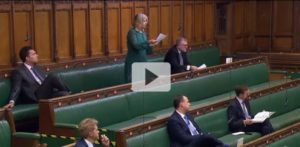 BGIPU Chair, Harriett Baldwin MP, tells the House of Commons about the work of BGIPU on 22 July 2020