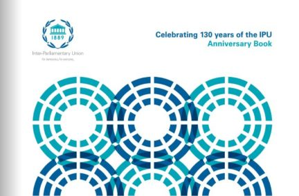 The IPU Anniversary Book was released to mark the 130th Anniversary of the IPU
