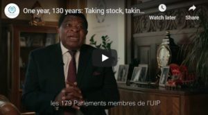 The IPU Secretary General speaks about the key achievements of the organisation in this video