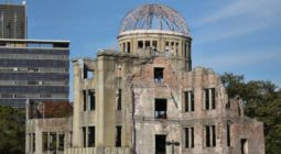 The Hiroshima Peace Memorial in Hiroshima. © Cory Denton (Dyroc)
