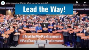 This video shares some shocking facts about violence against women and outlines steps that parliaments can take against this scourge.
