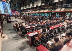 In light of the constraints imposed by the COVID-19 pandemic, a virtual session of the Governing Council would be convened from 1 to 4 November 2020 to discuss and take decisions on pressing issues relating to the functioning of the IPU