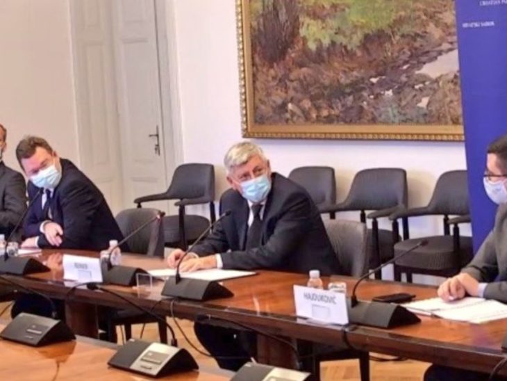 BGIPU hosted a virtual bilateral meeting between UK and Croatian Parliamentarians led by Mr Ian Liddell-Grainger MP, Vice-Chair of the BGIPU and on the Croatian side by Deputy Speaker of the Parliament, Mr Željko Reiner,