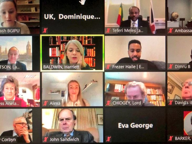 On 10 December, BGIPU hosted a African Ambassador Roundtable which was moderated by BGIPU Chair, Harriett Baldwin. The roundtable was an opportunity for Ambassadors to brief MPs and Peers of the situation in their country and an opportunity for the Members to ask questions.
