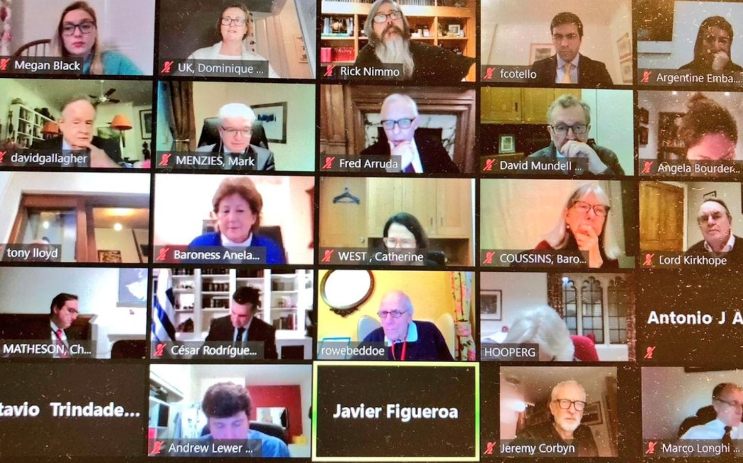 BGIPU hosted a virtual Latin America Roundtable which provided a great opportunity for UK Parliamentarians to hear first-hand accounts of political, social and economic developments in the region.