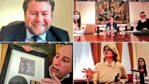 On 11 February 2021, BGIPU convened a virtual bilateral meeting between UK and Belgian Parliamentarians, moderated by Damien Moore MP, Chair of the Belgium APPG.