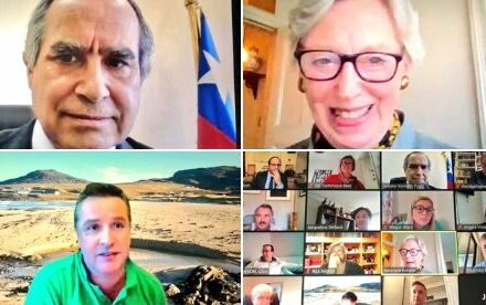 On 28 January, BGIPU hosted a virtual bilateral meeting between members of the UK Parliament and the Chilean Congress chaired by Chile APPG Vice-Chair and BGIPU Executive Committee Member, Baroness Hooper,