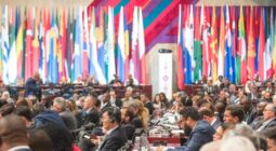 The 141st Assembly was held in Belgrade, Serbia from 13-17 October 2019 which was the last full IPU Assembly prior to the global pandemic.