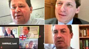 On 11 March, BGIPU hosted a virtual parliamentary briefing with British Ambassadors to UAE, Saudi Arabia, Qatar, and Oman, and the Chargé d'Affaires to Kuwait. The event was chaired by BGIPU Executive Committee member and Chair of the Saudi Arabia and Oman APPG, Mr Mark Menzies MP.
