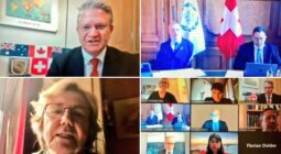 On 24 February BGIPU hosted a virtual bilateral meeting between UK and Swiss Parliamentarians with the UK side led by Andrew Rosindell MP, Chair of the Swiss APPG.