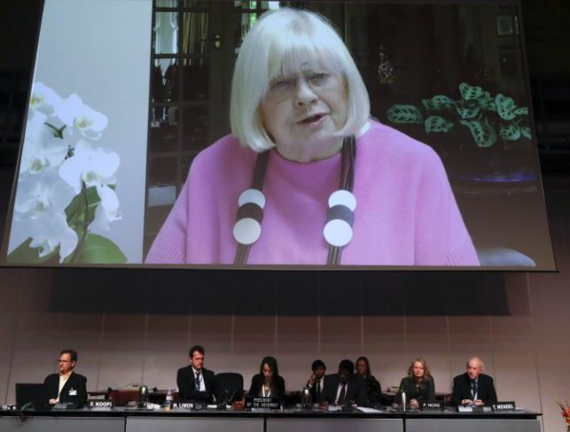 Ann Clwyd's commitment to the IPU and, in particular, the work of the Committee provides continuing inspiration for the enduring support of its work by PHRG members and more broadly within the UK Parliament.